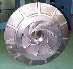 casing impeller